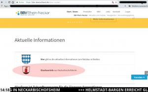 BBV verlinkt glasfaserinfo-neckarbischofsheim.de